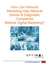 Is Inbound Marketing relevant for Medical Device & Diagnostic marketing?
