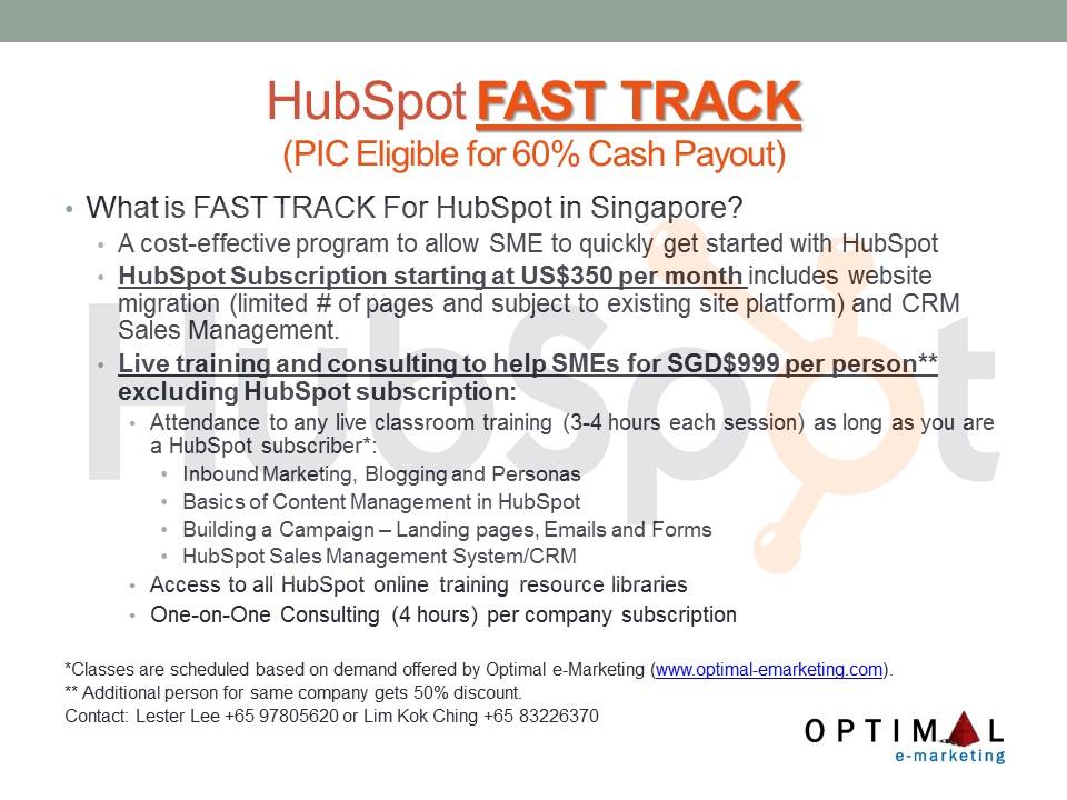 Fastrack_Hubspot